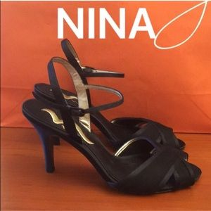 ⭐️NINA LOVELY HEELS 💯AUTHENTIC